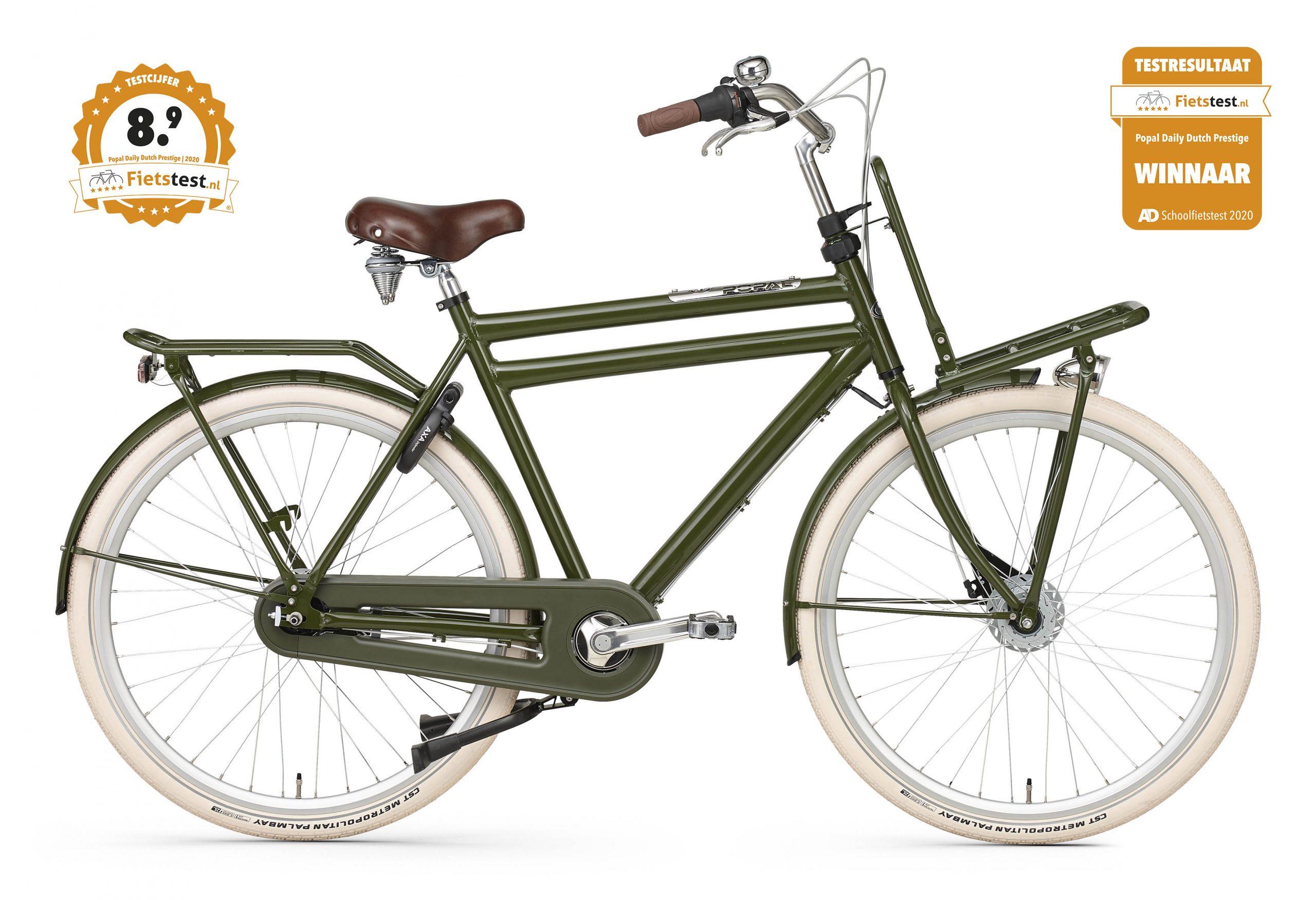 Daily Dutch Prestige N3 RB :: Groen :: 28 inch / 57 cm