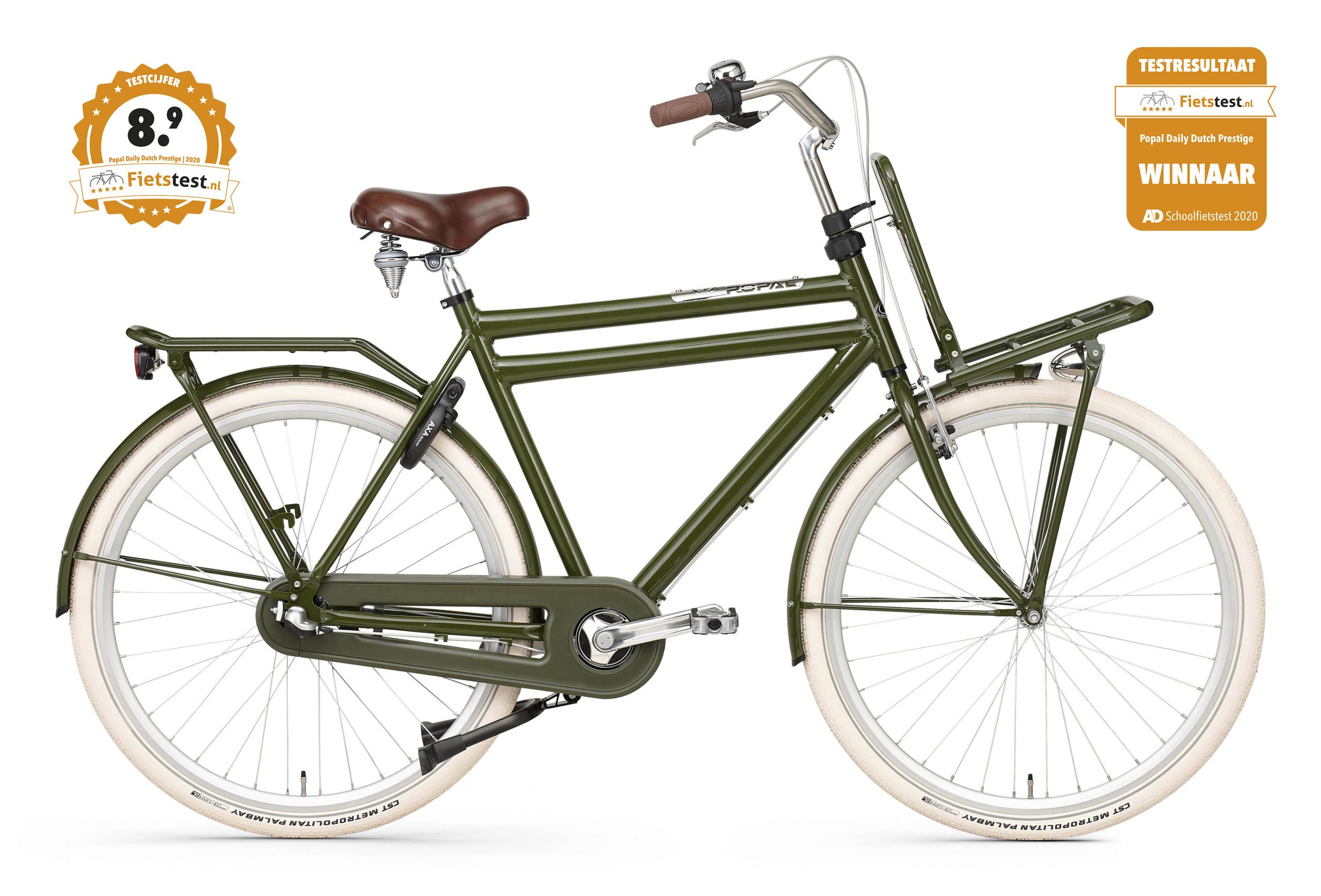 Daily Dutch Prestige N3 RN :: Groen :: 28 inch / 57 cm