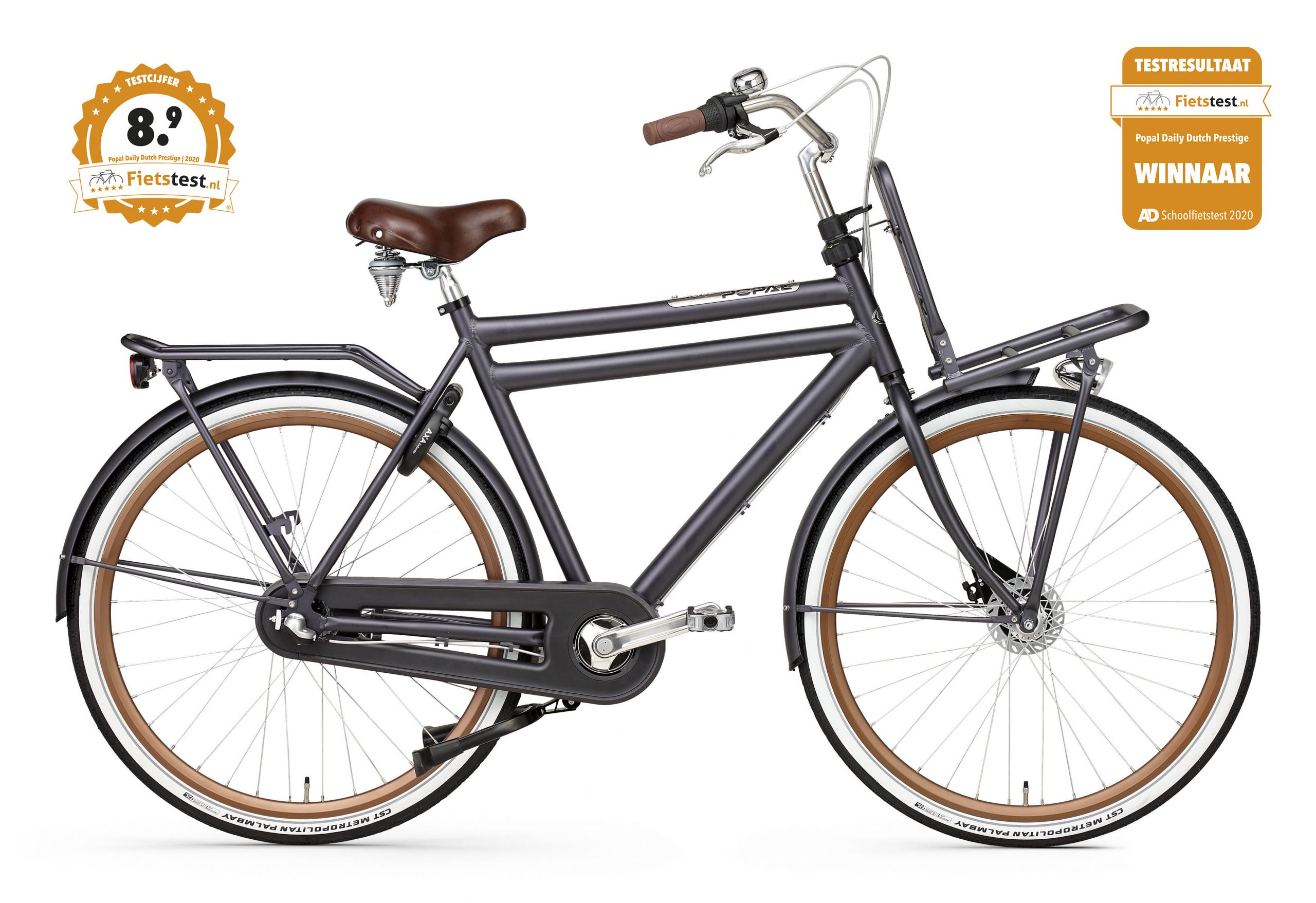 Daily Dutch Prestige N3 RB :: Petrol Blauw :: 28 inch / 65 cm