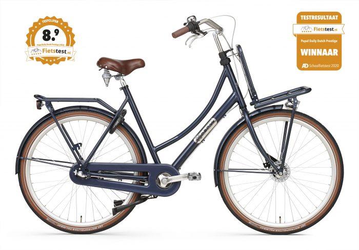 Daily Dutch Prestige N3 RB :: Donkerblauw :: 28 inch / 57 cm