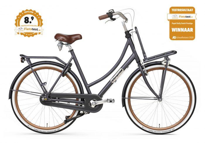 Daily Dutch Prestige N7 RN :: Petrol Blauw :: 28 inch / 50 cm