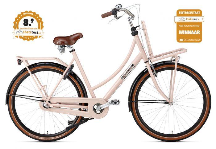 Daily Dutch Prestige N3 RB :: Roze :: 28 inch / 57 cm