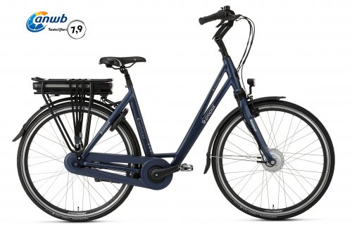 E-Volution 5.0 :: Matt Blue :: 28 inch / 53 cm