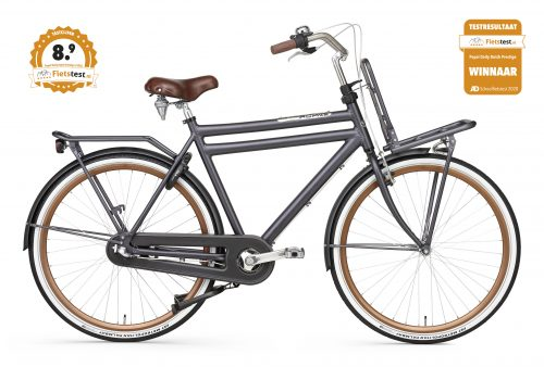 Daily Dutch Prestige N3 RN :: Petrol Blauw :: 28 inch / 61 cm