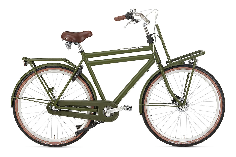 Daily Dutch Prestige N3 RB :: Army Green :: 28 inch / 57 cm