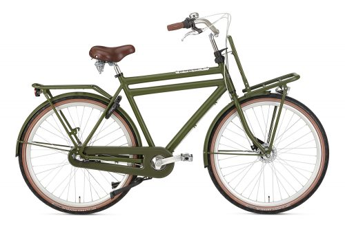 Daily Dutch Prestige N3 RB :: Army Green :: 28 inch / 61 cm