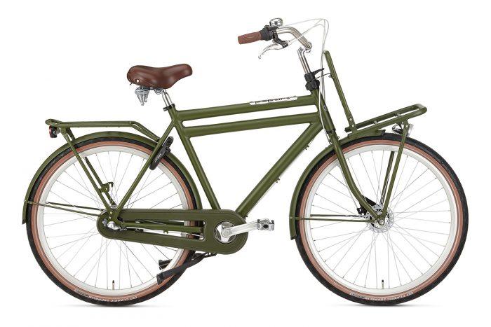 Daily Dutch Prestige N3 RB :: Army Green :: 28 inch / 61 cm
