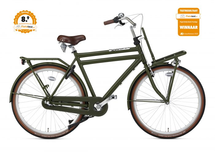 Daily Dutch Prestige N3 RN :: Army Green :: 28 inch / 50 cm