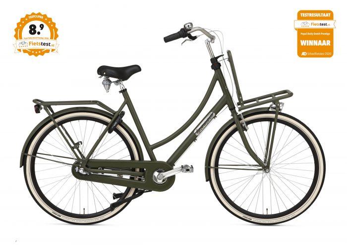 Daily Dutch Prestige N7 RN :: Army Green :: 28 inch / 57 cm