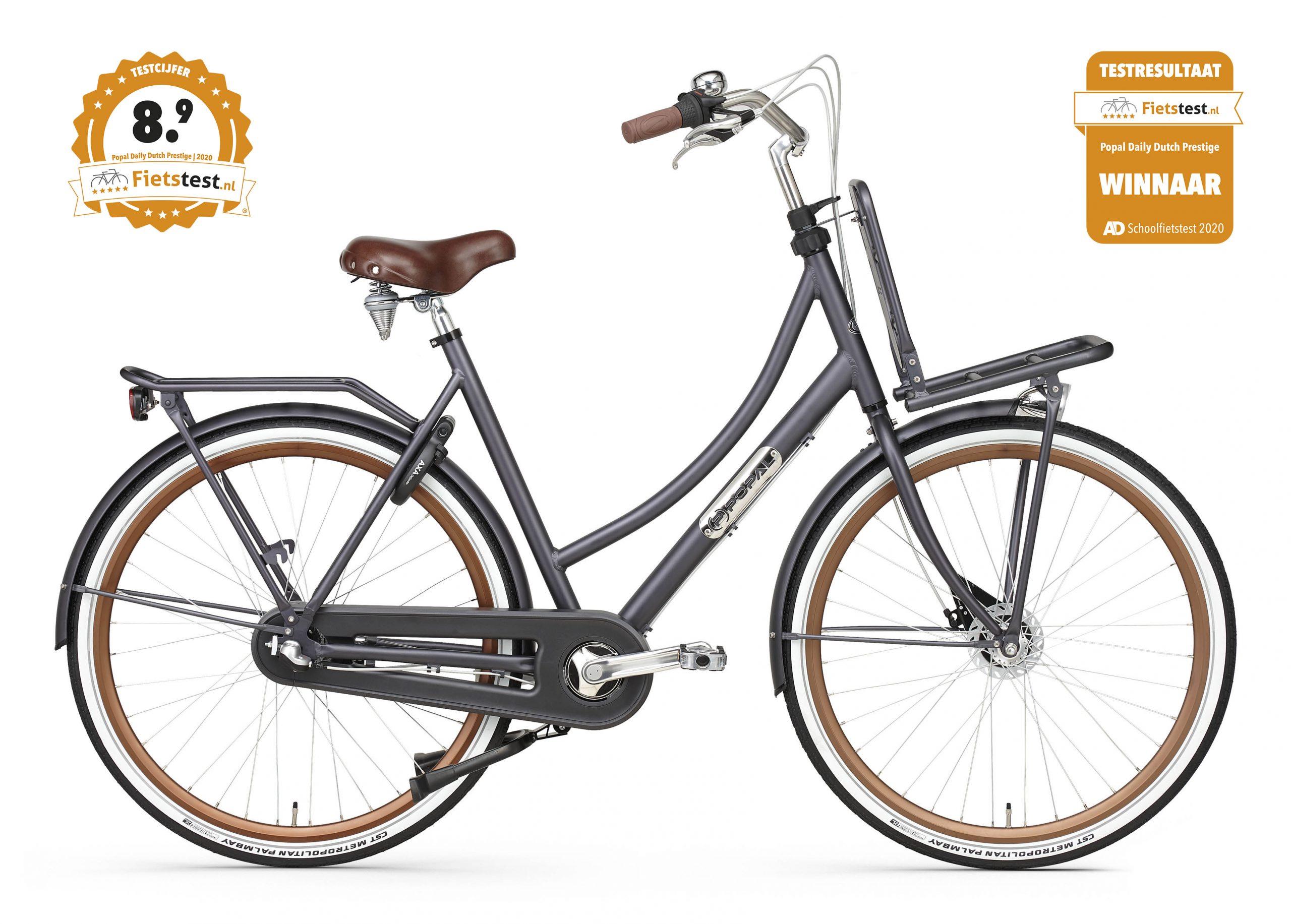 Daily Dutch Prestige N7 RB ND :: Petrol Blauw :: 28 inch / 50 cm