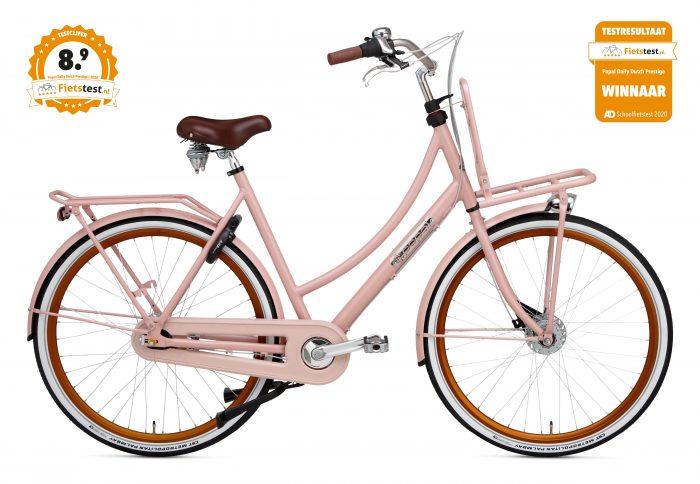 Daily Dutch Prestige N7 RN :: Blush Pink :: 28 inch / 57 cm
