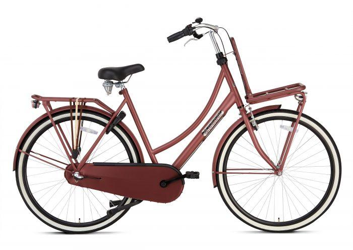 Daily Dutch Basic+ 28 :: Oak Red :: 28 inch / 50 cm